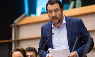 MEPs discuss situation in Hungary -  Matteo Salvini (ENF, IT) - European Parliament