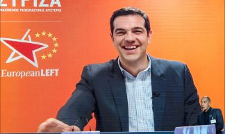 Statement by Alexis Tsipras, Party of the European Left candidate - European Parliament