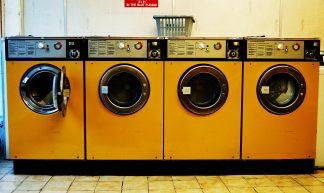 Washing Line - Steve Calcott