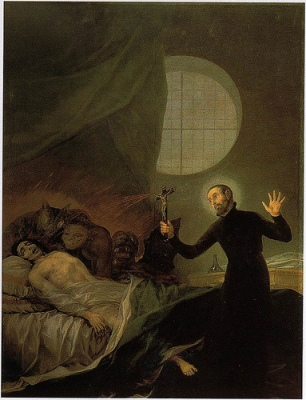 cc Flickr KCC246F photostream St. Francis Borgia at the Death Bed of an Impenitent