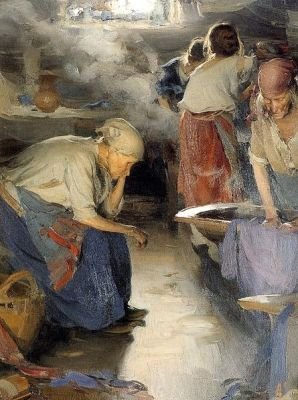 cc commons.wikimedia.org Abram Jefimowitsch Archipow the Washer women