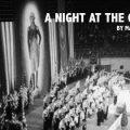 Vlak voordat Nazi-Duitsland Polen binnen viel, werd er in New York een grote…