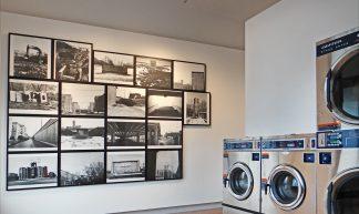 Ceci n'est pas une laverie mais une galerie d'art (Venise) - Jean-Pierre Dalbéra