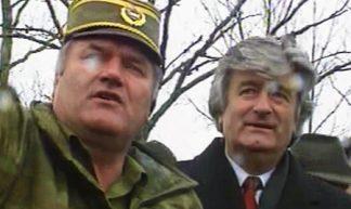 Karadžić and Mladić indicted - UN  International Criminal Tribunal for the former Yugoslavia