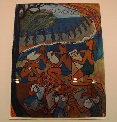 cc Flickr Lais Castro Trajano photostream dOCUMENTA 13 - Charlotte Salomon, artista alemã. Nachwort