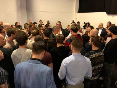De Peterson fanclub (cc) Sargasso.nl