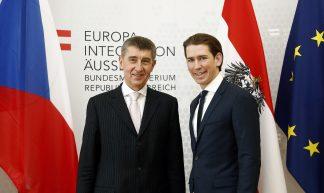 Treffen Vizepremier Babis - Bundesministerium für Europa, Integration und Äußeres