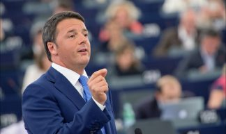 Matteo Renzi presents Italian Presidency's priorities to MEPs - European Parliament