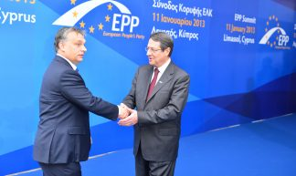 Viktor Orbán - European People's Party