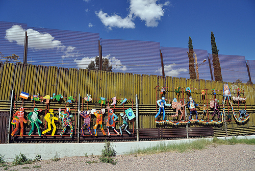 cc Flickr Jonathan McIntosh photostream Wall Mural in Nogales