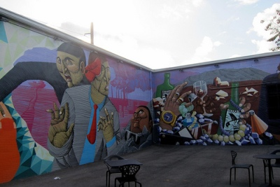 cc Flickr Wally Gobetz photostream Miami - Wynwood Wynwood Walls - Nunca