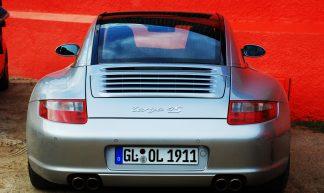 Porsche Targa 4S - Alex Schmitt
