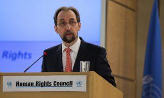 High Commissioner Zeid Opens HRC 31 - United States Mission Geneva