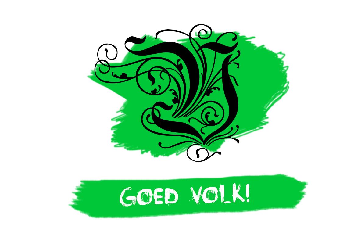 Goed Volk Zwarte Piet 1 Sargasso