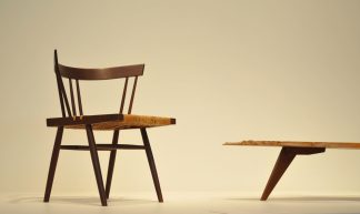 Chair and Table - Chris Hunkeler