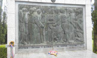 Bleiburg massacre memorial - D Smith
