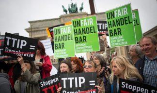 TTIP und CETA: Der Widerstand wächst! - Mehr Demokratie