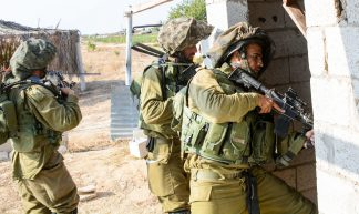 IDF Paratroopers Operate Within Gaza - Israel  Defense Forces