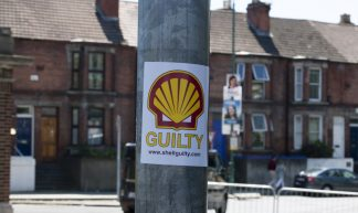 Protest Against Shell - William Murphy