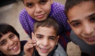 Gaza children - andlun1