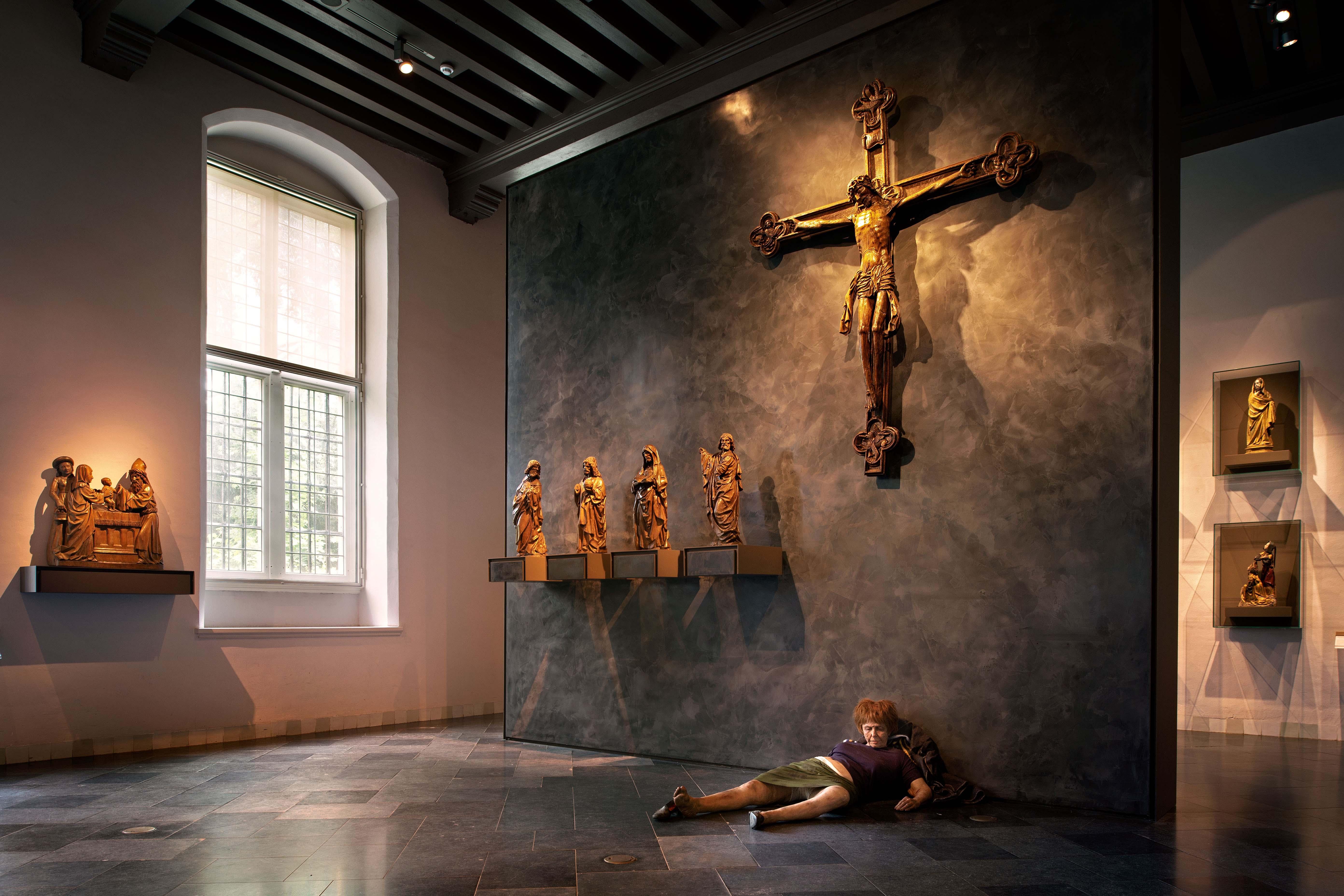 © Museum Catharijneconvent Refter Museum Catharijneconvent met Derelict Woman