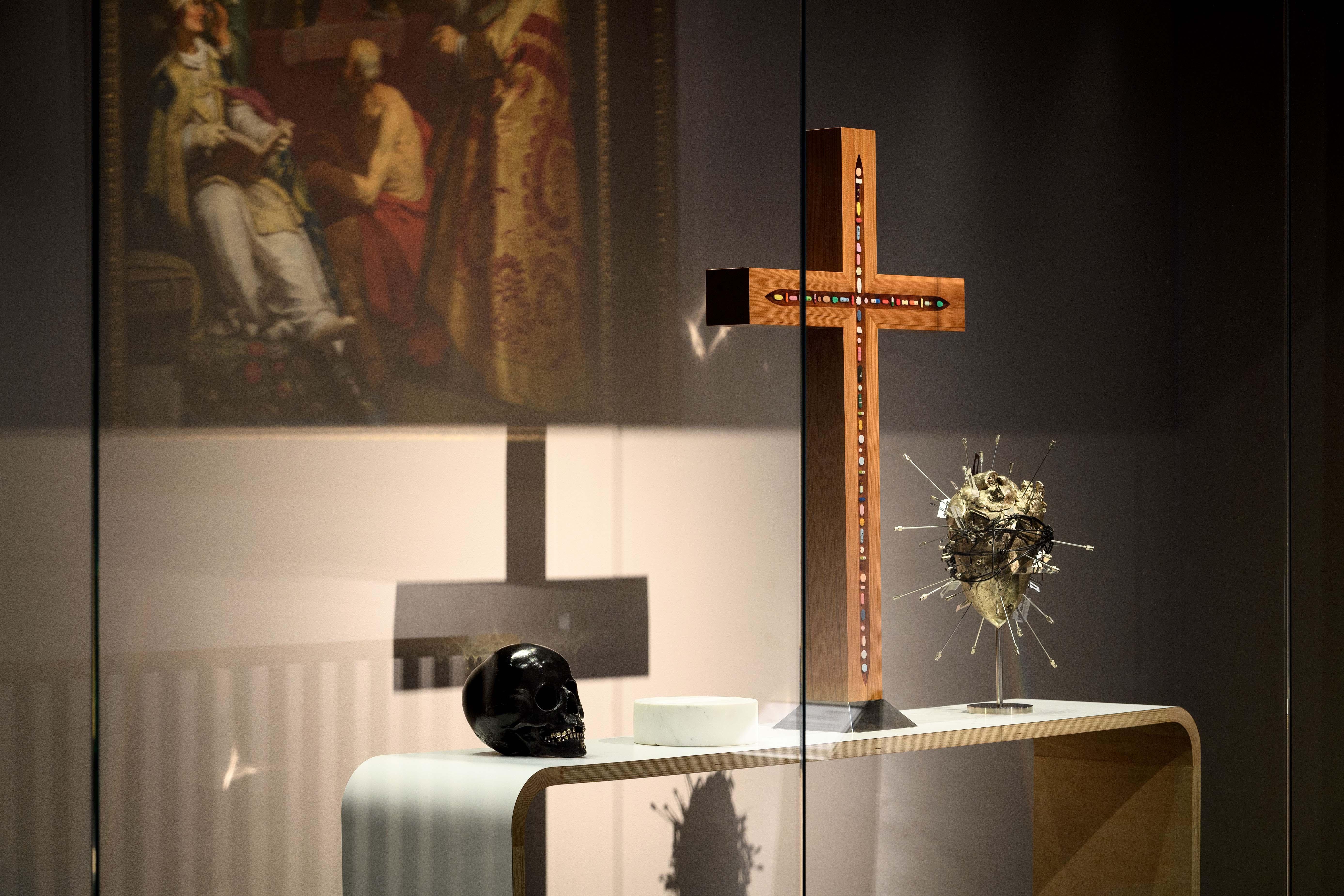 © Museum Catharijneconvent The Altar Damien Hirst
