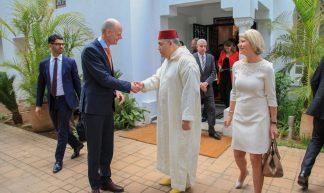 180420 Blok bezoekt Marokko - Ministerie van Buitenlandse Zaken