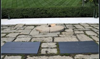 The Eternal Flame / President John F. Kennedy - Tony Fischer