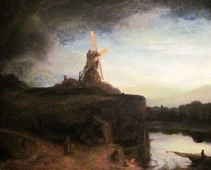 cc commons.wikimedia.org De Molen Rembrandt