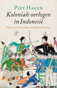 © De Arbeiderspers boekcover Piet Hagen Koloniale oorlogen in Indonesië