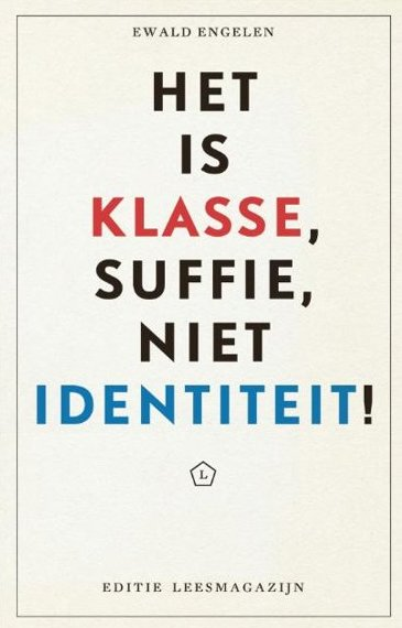 © Editie Leesmagazijn cover boek Ewald Engelen