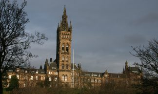 Glasgow University - Andrew Ballantyne