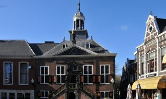 'Oude Stadhuis' Markt Vlaardingen - FaceMePLS
