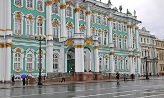 Russia_2752 - Hermitage and Winter Palace - Dennis Jarvis