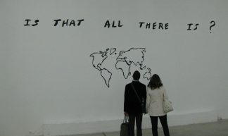 """Is that all there is?"", Fresh Hell, Palais de Tokyo - Martin Tod"