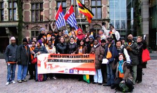 World Human Right Day -The Hague - Roel Wijnants