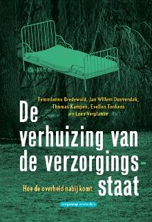 cc Sociale Vraagstukken cover boek De verhuizing van de verzorgingsstaat