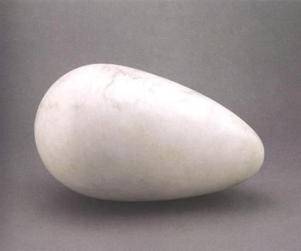 www.wikiart.org Constatin Brancusi Sculpture for the blind (Beginning of the world), 1916