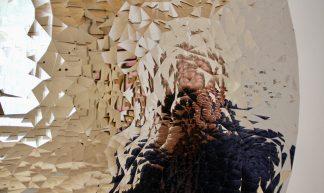 Self-Portraits at High Museum of Art, April 2018 - Daniel X. O'Neil