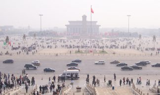 China - Beijing 1 - Tiananmen Square - McKay Savage
