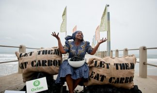 Let them eat carbon - Oxfam International