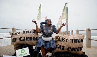 Let them eat carbon - Oxfam International