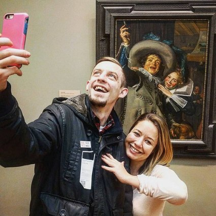 cc Flickr Beth Scupham photostream Max and Erin at the MET 2016