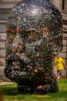 cc Flickr Ted McGrath 2014 - Vancouver - Mr. Gumhead