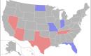Wie wint de  Amerikaanse Senaat?
