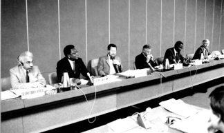 1ste sessie IPCC