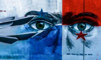 Panama City street art - BORIS G