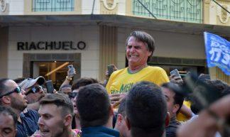 Facada em Bolsonaro - Jeso Carneiro