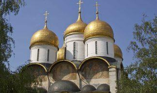 Moskou - Kremlin - Martha de Jong-Lantink