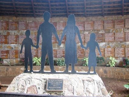 cc Flickr Amber photostream El Mozote memorial